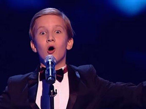 """11-летний москвич ошарашил своим вокалом жюри британской версии """"Голос.Дети"""""""