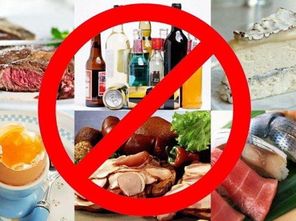Ученые назвали продукты, которые вызывают рак