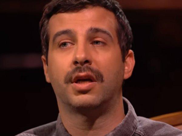 Ургант прослезился на шоу Басты, отвечая на вопрос, когда он последний раз плакал