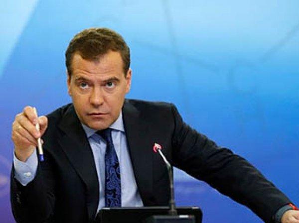 Кабмин Медведева повысил пошлины на американские товары