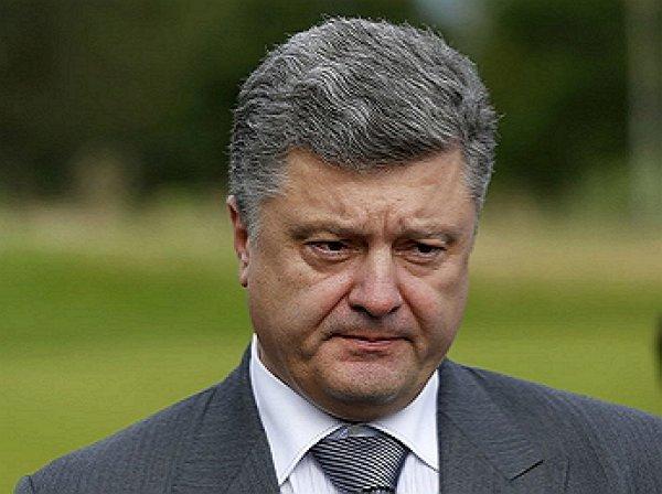 Порошенко насмешил Сеть рассказом о «крещении Украины»