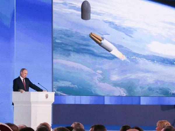 Путин посоветовал американским СМИ лучше изучить видео о российском оружии