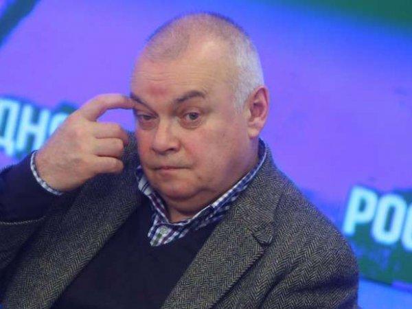 Соцсети накинулись на Киселева, заявившего о ранней смерти россиян из-за вредных привычек