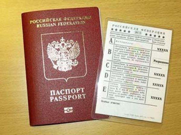 Путин подписал закон о повышении пошлин за водительские права и госпаспорт