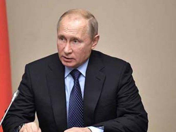 Путин неожиданно стал главным лицом рекламы бытовой техники