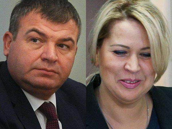 Сердюков впервые прокомментировал новости о свадьбе с Васильевой