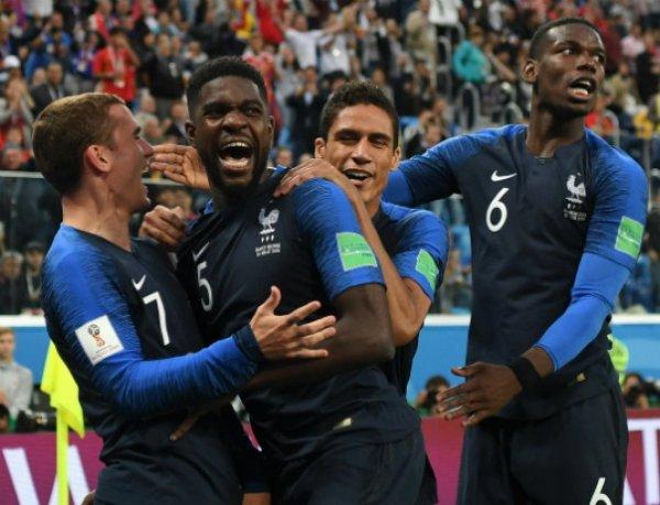 Финал ЧМ 2018, Франция - Хорватия: счет 4:2, обзор матча 15.07.2018, видео голов, результат (ВИДЕО)