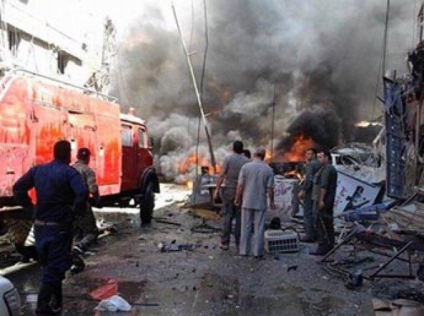 Свыше 150 человек стали жертвами теракта на юге Сирии