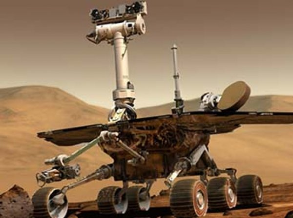 NASA признало потерю марсохода Opportunity
