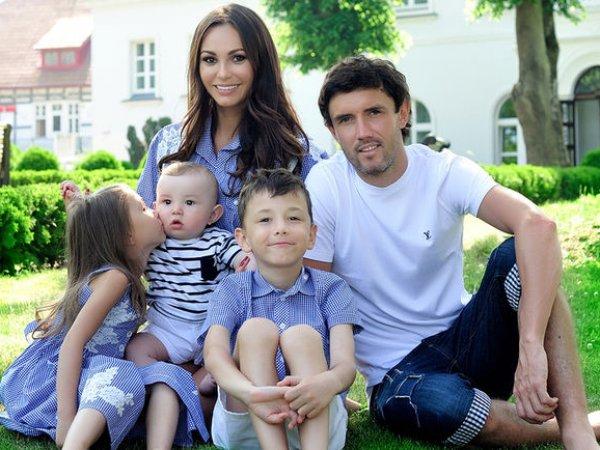 Жена футболиста Жиркова чуть не утонула с сыном на отдыхе в Испании