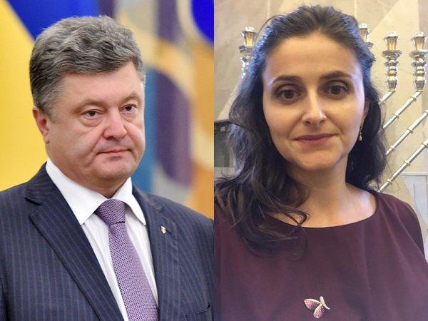 Порошенко лично позвонил украинской журналистке после публикаций о своем отдыхе в Испании