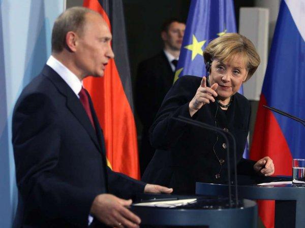 В Германии отказались прислушаться к Путину после его обращения к Европе