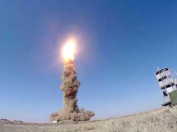 Россия провела успешные испытания новой противоракеты ПРО