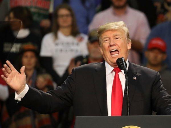 Дональд Трамп назвал условия снятия санкций с России