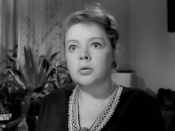 В жестоком убийстве советской актрисы Зои Федоровой обвинили ее подругу