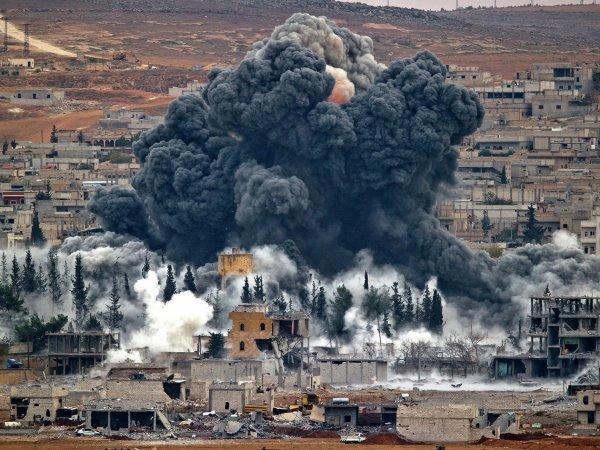 СМИ: США предупредили Россию о готовности нанести удар по Сирии