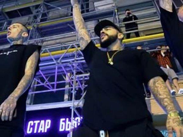 Тимати оштрафовали за несанкционированный концерт на крыше джипа