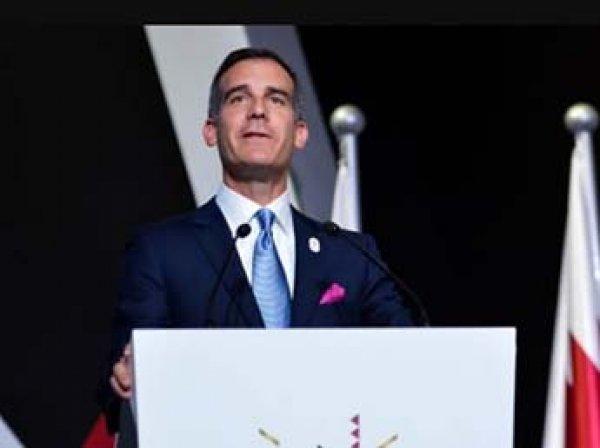 Мэр Лос-Анджелеса назвал экономические последствия торговой войны США и Китая
