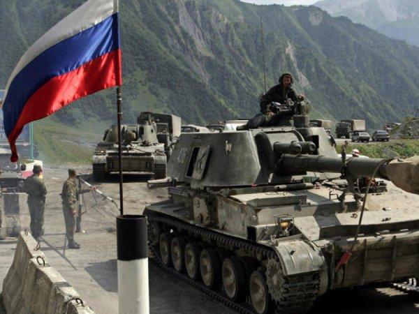 Медведев объяснил, почему российские танки остановились у Тбилиси в 2008 году