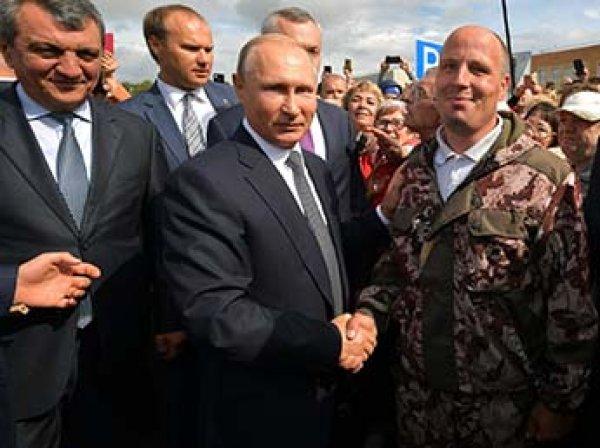 Путин впервые сделал заявление по пенсионной реформе