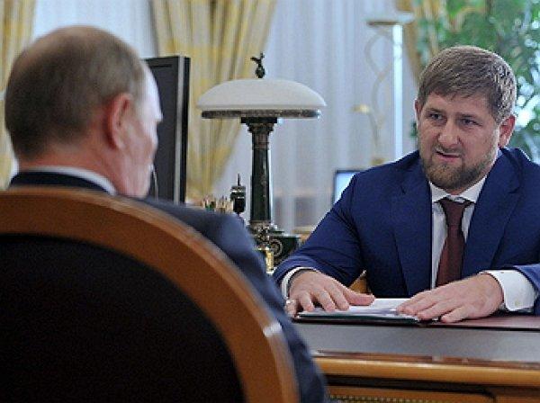 Правозащитники пожаловались Путину на Кадырова