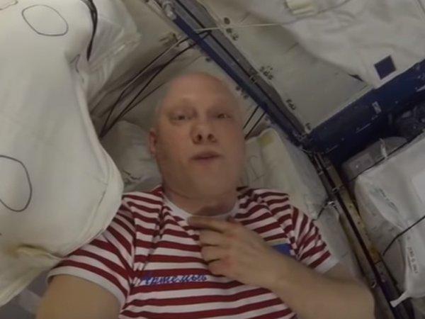 Пользователи из США раскрутили YouTube-канал российского космонавта