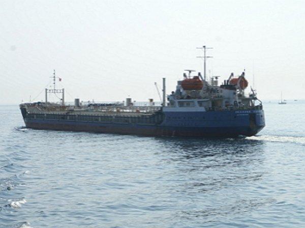 Украина захватила очередное российское судно