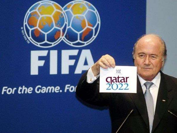 Блаттер: Катар стал хозяином ЧМ-2022 из-за сговора и политического давления