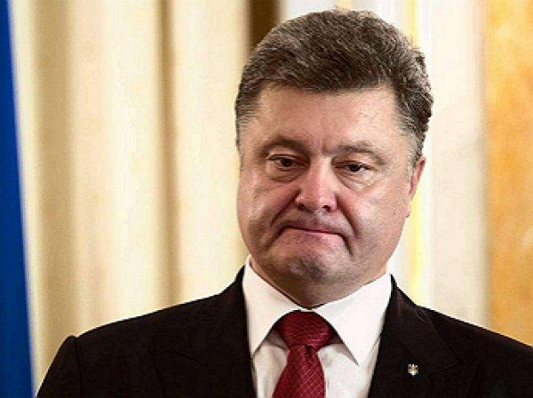 «Потерявшегося» Порошенко нашли в киевском ресторане: опубликованы фото