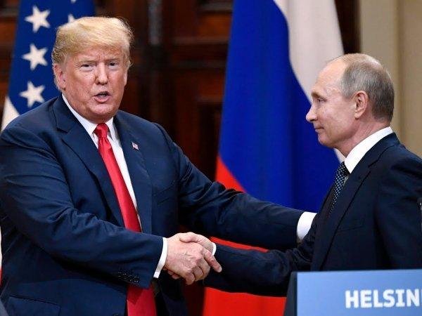 СМИ раскрыли содержание переданного Путиным Трампу документа