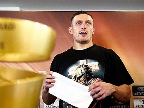 Боксер прокомментировал возможность принять гражданство России