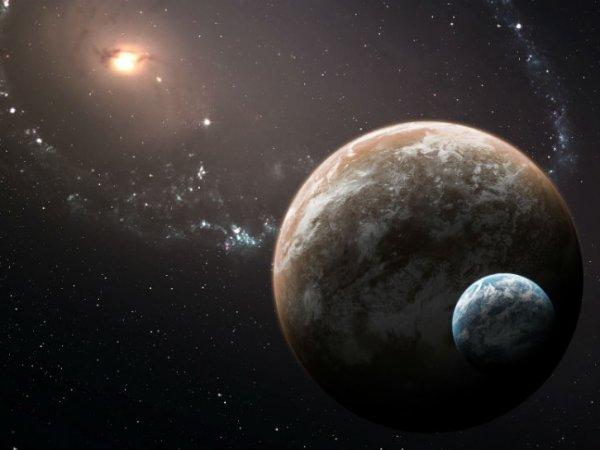 Вместо Нибиру: конец света 2018 разглядели в новой планете-убийце Земли
