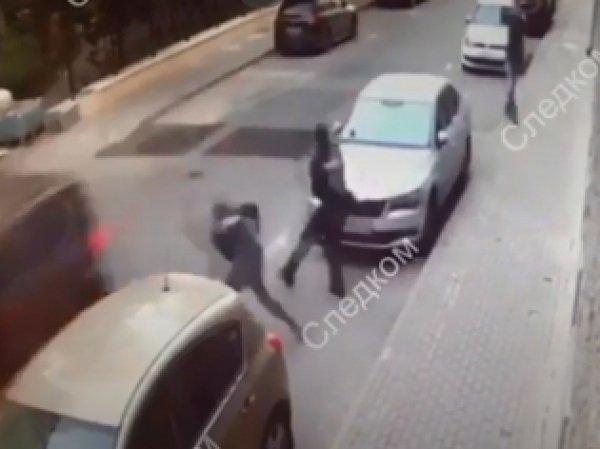 На Youtube появилось видео нападения на полицейских в Москве