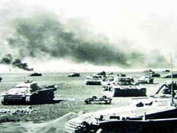 Минобороны обнародовало секретные документы о Курской битве