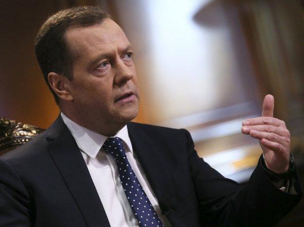 Медведев назвал усиление санкций объявлением экономической войны