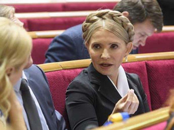 Тимошенко нашла, как спасти Украину от экономического краха