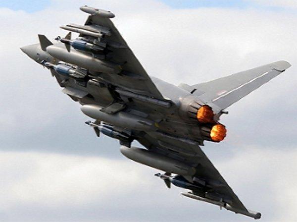 Истребитель НАТО случайно запустил боевую ракету над Эстонией