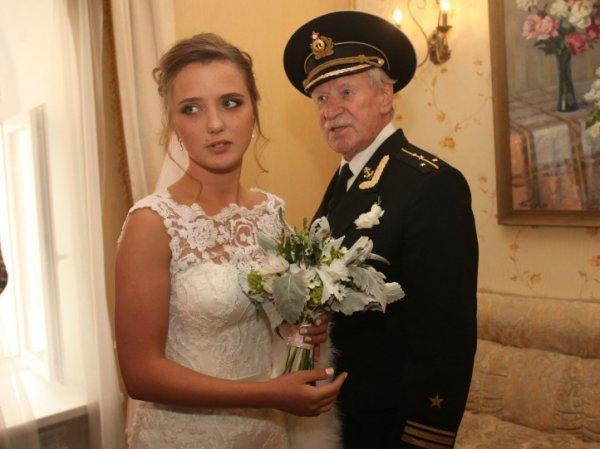 """""""Это же был эксперимент!"""": 87-летний Краско разводится с молодой женой"""