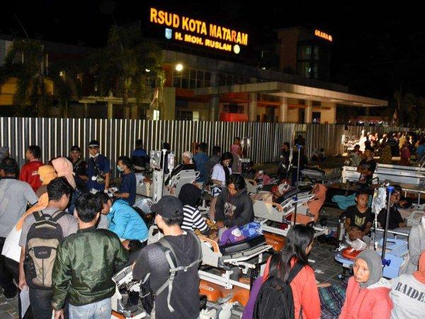 Землетрясение в Индонезии унесло жизни 91 человека