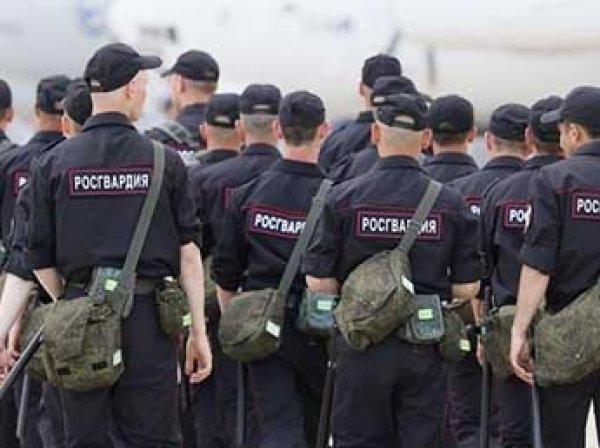 """""""Сфальсифицированные и провокационные"""": в Росгвардии ответили на обвинения Навального"""