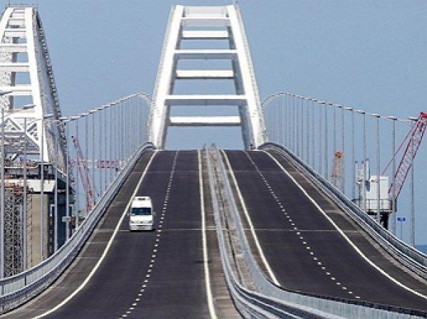 Крымский мост оказался под прицелом США