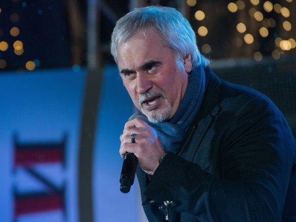 СМИ: Валерий Меладзе попросил предоставить ему гражданство Грузии