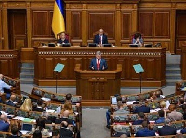 Порошенко заявил о готовности к новой войне в Донбассе