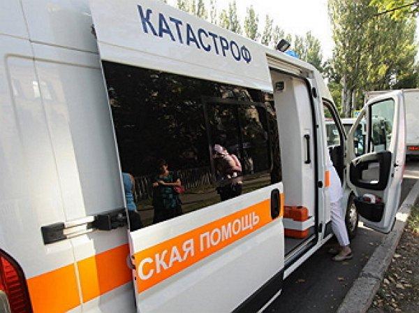 Взрыв в Донецке на съезде компартии 29 сентября: есть раненные
