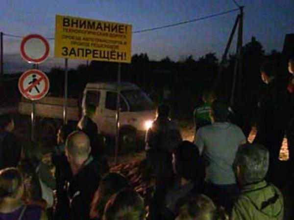 На митинге в Подмосковье расстреляли кандидата в губернаторы
