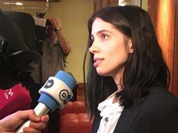 Участница Pussy Riot рассказала, как российские силовики следили за ней с Верзиловым в Берлине