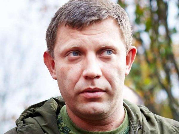 В ДНР задержали подозреваемого в убийстве Захарченко