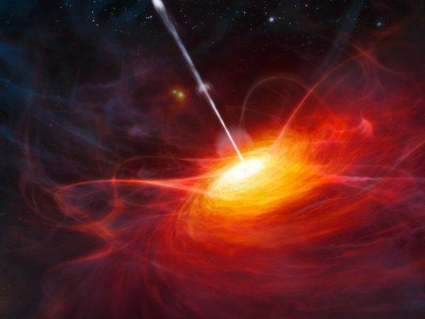 """Астрономы: к Земле движется """"луч смерти"""", способный уничтожить все живое"""