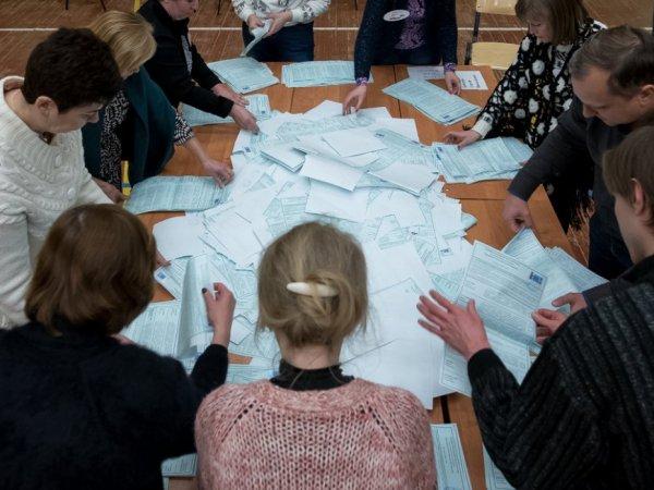Результаты выборов 2018 в России отменили на шести участках в четырех регионах