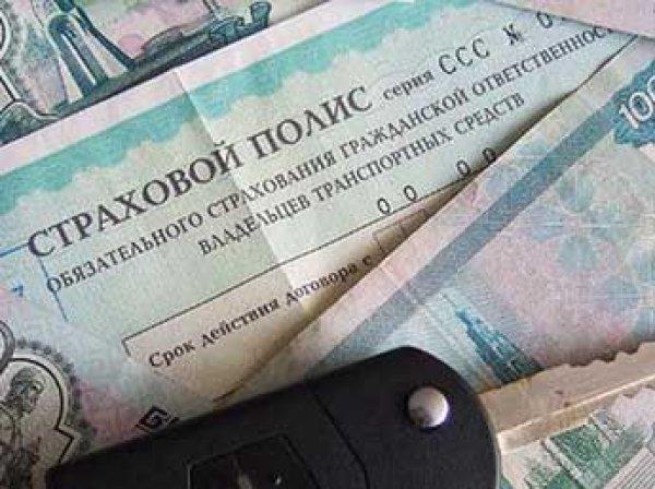 В России вырастут штрафы за езду без ОСАГО, идею поддержал Минфин